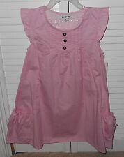 DKNY Pink Haze Sleeveless Dress Size 4T NWT