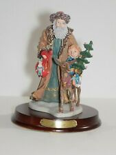 Duncan Royale History of Santa Claus Miniature Collection Fullerton California