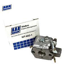 GENUINE Walbro WT-682-1 Carburetor Troybilt TB65SS FREE SHIPPING WT-682