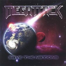 Megattack - ´´ Save the nations ´´ - RAR private US power metal CD 2005
