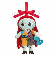 Disney Parks Tim Burton's The Nightmare Before Christmas Sally Plush Ornament