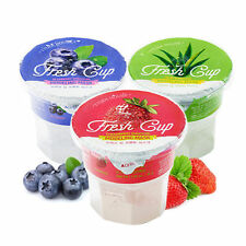 Etude House Fresh Cup Modeling Mask Set Aloe,Strawberry & Blueberry [US Seller]