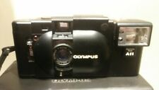 CAMERA OLYMPUS XA WITH FLASH A11 and original case