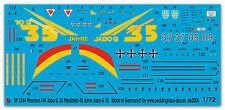 """Peddinghaus  1/72 1244 Phantom F4F Jabo G 35 Pferdsfeld """" 35 Jahre Jabo g 35 199"""