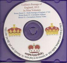Collins's Peerage of England, In Nine Volumes 1812