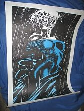 SIN CITY DAMES Signed/Autograph Art Print/Lithograph by Frank Miller ~DELIA