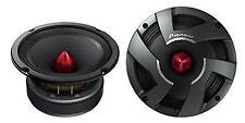 """Pioneer TS-M650PRO 6-3/4"""" PRO Series High Efficiency Mid-Range Car Speakers"""