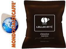 200 CAPSULE CAFFE LOLLO CLASSICO COMPATIBILI LAVAZZA ESPRESSO POINT +CREMA AROMA