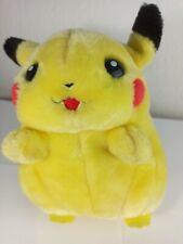 "1998 Nintendo Pokemon I Choose You Pikachu 8"" Electronic Talking Plush Doll"