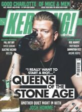 KERRANG! Magazine #1697 QUEENS OF THE STONE AGE (BRAND NEW BACK ISSUE)