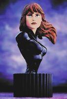 Bowen Designs BLACK WIDOW mini bust~Captain America~Avengers~statue~NIB