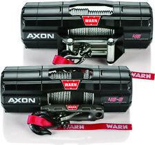 Axon 4500 Wire Rope Winch Warn Industries 101145