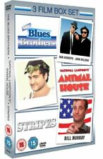 Blues Brothers / Stripes / Animal House   ( DVD)  **Brand New**