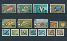 LN31554 Tanzania fish shell coral sealife fine lot MNH