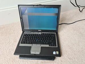 Dell Latitude D620 laptop computer Intel Core Duo T2300 1.67GHz 2.5GB 40GB Win 7