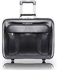 """McKleinUSA LASALLE Black 83405 Laptop Case 18"""" x 7"""" x 13.5"""" NEW"""
