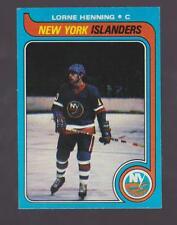 1979 Topps LORNE HENNING #193 (Buy 5 $3.00 Cards Pick 2 Free)