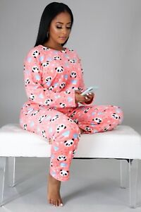 Movie Night Pajama Set
