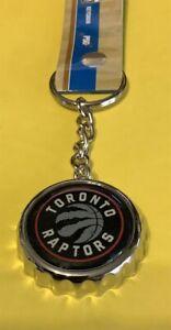 TORONTO RAPTORS NBA BOTTLE CAP KEY CHAIN STORE SALE!