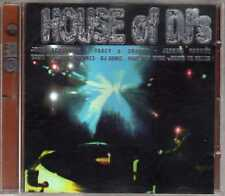 Compilation - House Of DJ's - CD - 1995 - Techno House Omnisonus France