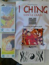I CHING  The Twin Brothers 1998 carte Stefano Scagni Tarot, + libro esplicativo