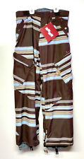 FOURSQUARE Men's BOSWELL Snow Pants - Bear Rug Polo - Large - NWT