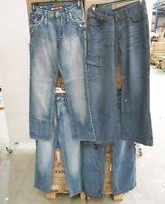 palette solderie- lot revendeur/déstockage - 200 jeans #J - PTM14693