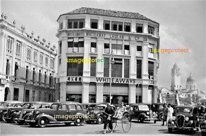 SINGAPORE - Whiteaways Department Store, March 1940  6 x 4 inch