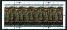 Vereinte Nationen UNO Genf 165 - 166 ** KB postfrisch Kleinbogen Rettet den Wald