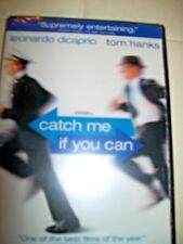 CATCH ME IF YOU CAN ~ 2 Disc Widescreen Special Edition from Dreamworks rare NEW
