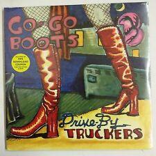 Drive By Truckers Go-Go Boots 2-LP Europa   Portada gatefold vinilo 180 gr.
