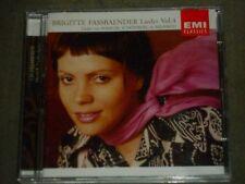 Brigitte Fassbaender Lieder Vol 4 Mahler Schoenberg Milhaud (CD, 2005, EMI)
