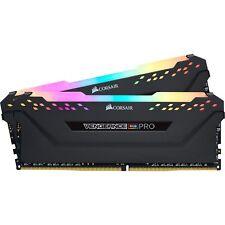 Corsair DIMM 32 GB DDR4-2666 Kit, Arbeitsspeicher, schwarz