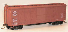 ACCURAIL HO SCALE 40' Outside Braced Wood Boxcar MAINE CENTRAL 35807 NEW 41089