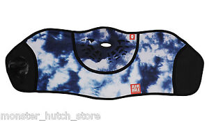 BRAND NEW WITH TAGS Airhole Unisex S4 NEOPRENE FACEMASK INDIGO LIMITED HUNTING