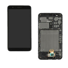 Black LCD Display Touch Screen Digitizer Frame For LG K30 K10A LMX410 / K10 2018