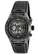 New Tag Heuer Carrera Calibre Heuer 01 Men's Watch CAR2A90.FT6071