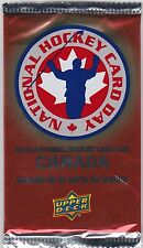 (HCW) 2012-13 Upper Deck National Hockey Card Day pack - **Canadian Exclusive**