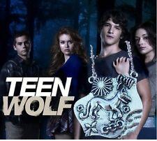 Teen Wolf pendentif Allison Collier famille allison teen wolf allison pendant