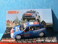 CITROEN XSARA WRC #1 NESTLE OIL 2006 SEBASTIEN LOEB DANIEL ELENA IXO 1/43