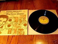 ELVIS PRESLEY SUN YEARS LP  In Shrink