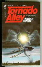TORNADO ALLEY by William Tunning, rare US Ace Book PBO sci-fi pulp vintage pb