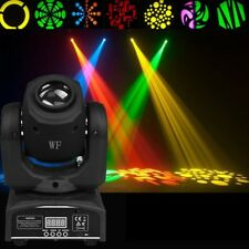 10W LED Moving Head Light 9/11 Channel DMX512 Stage Light Party Disco DJ TZT