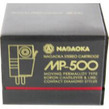 NAGAOKA MP-500 Audio Phonograph Stereo MP Type Cartridge only MP500 Japan NEW