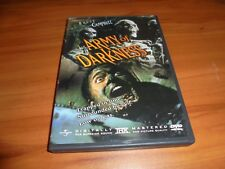 Army of Darkness (DVD, 1999, Widescreen Special Edition) Used Bruce Campbell