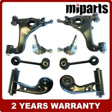 NEW CONTROL ARM SWAY BAR LINK BALL JOINT KITS 8PCS Fit For Mercedes Benz E55