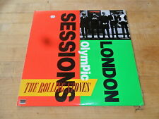 LP  The Rolling Stones London Olympic Sessions Japan W/ Insert