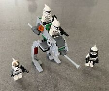 LEGO Star Wars 8014 - Clone Walker Battle Pack. 100% Complete & Instructions