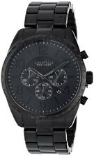 Caravelle New York 45B122 Black Stainless Steel Chrono Analog Casual Men's Watch