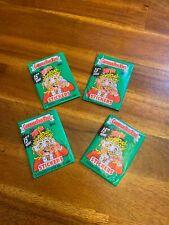 Garbage Pail Kids GPK 15th Series UnopenedSealed WAX PACKS **Lot of 4** RARE
